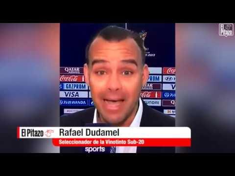 Esto le dijo el entrenador Dudamel a Maduro