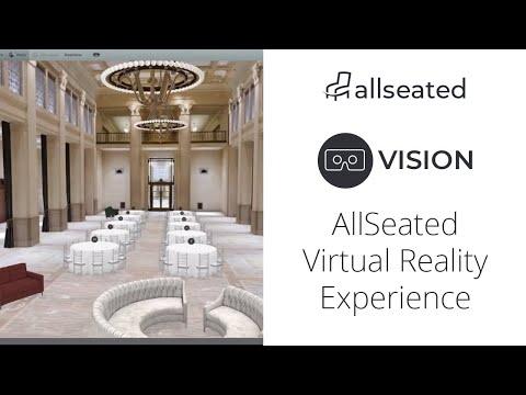 AllSeated RealPlan-3D