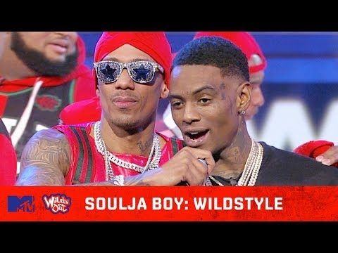 Soulja Boy Has Words for Nick Cannon 😲 | Wild 'N Out | #W