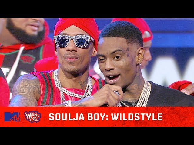 Soulja Boy Has Words for Nick Cannon