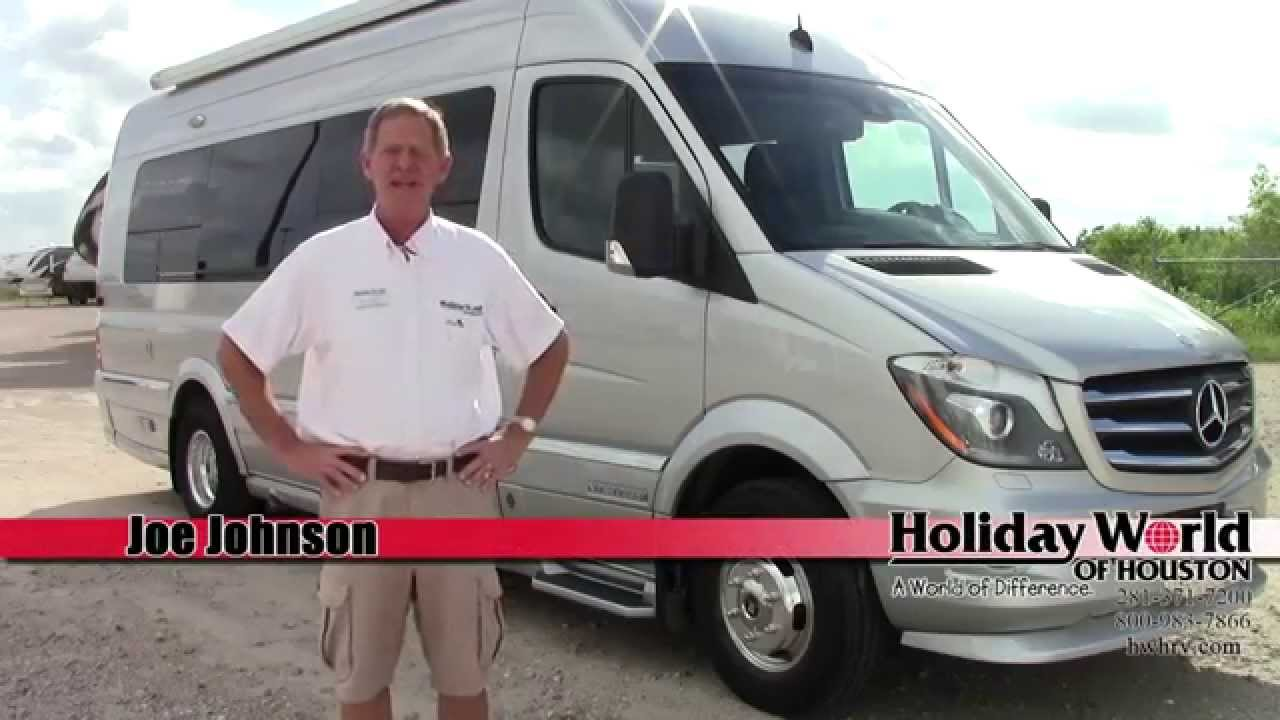 Mercedes Rv Van >> New 2015 Airstream Interstate 3500 Extended Class B ...