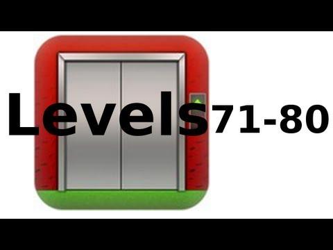 100 Floors - Levels 71 to 80 - Walkthrough