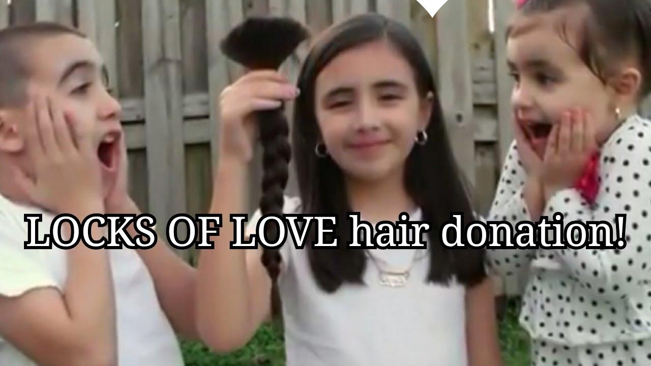 LOCKS OF LOVE Hair Donation #2 | Orchid Vega