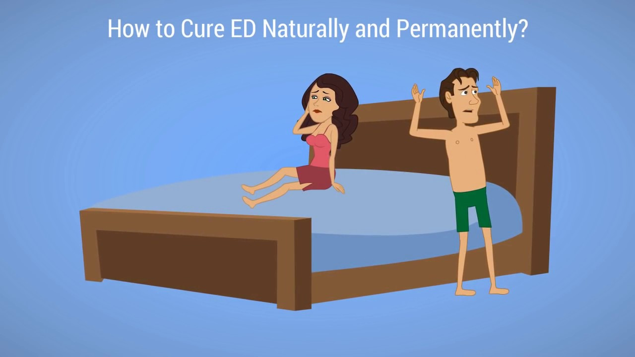 can erectile dysfunction be cured permanently