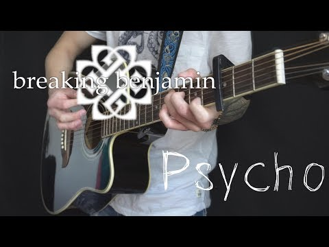Breaking Benjamin - Psycho (acoustic cover by Dmitry Klimov)