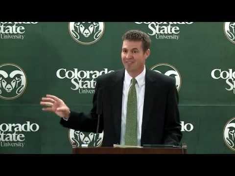 Williams Introduced As CSU Women's Basketball Coach