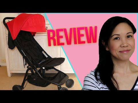 Best lightweight stroller for travelling? | Mountain Buggy Nano v2 review