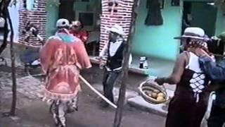 Danza de el macho  parte # 5...en san miguel tecuiciapan gro.