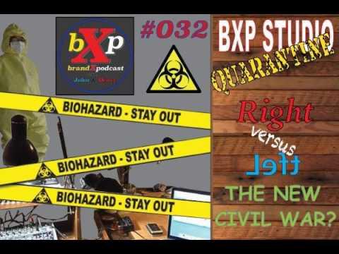 Right Vs Left - New BXP Studio | Brand X Podcast 032