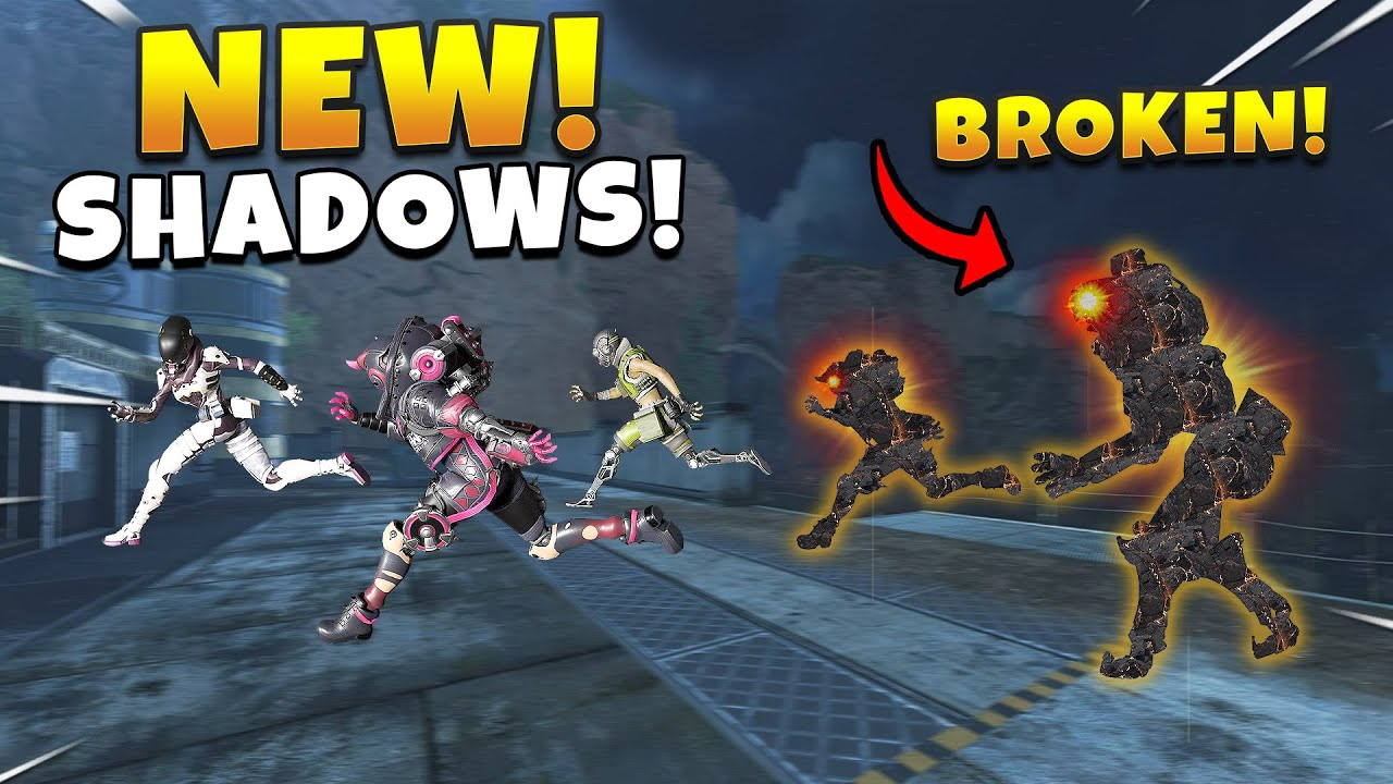 *NEW* SHADOW ROYALE IS INSANE! - NEW Apex Legends Funny & Epic Moments #462