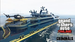 THE YACHT - GTA 5 ONLINE