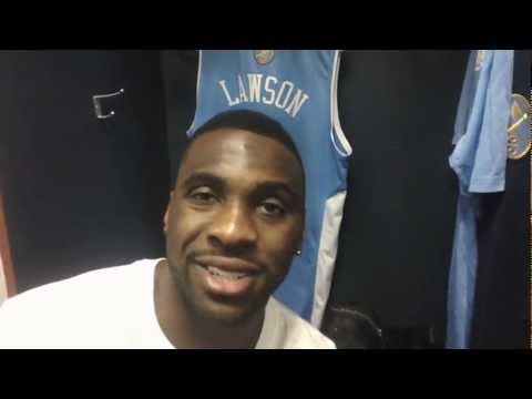 Conversation with Denver Nuggets Guard Ty Lawson