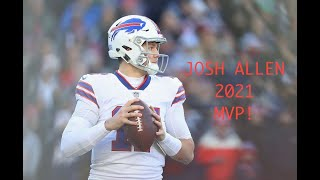 3 Reasons Josh Allen will be an MVP!