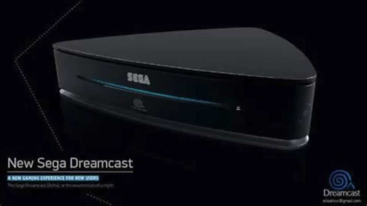 Sega dreamcast 2 2013 sega dreamcast 2 press conference at e3 2016