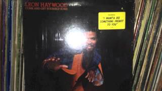 "Leon Haywood  ""this feeling"