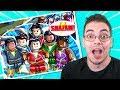 Os PERSONAGENS de SHAZAM em LEGO DC Super Villains (DLC 2)