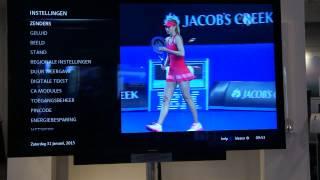 Zenders instellen op uw Bang & Olufsen Televisie (actuele assortiment)