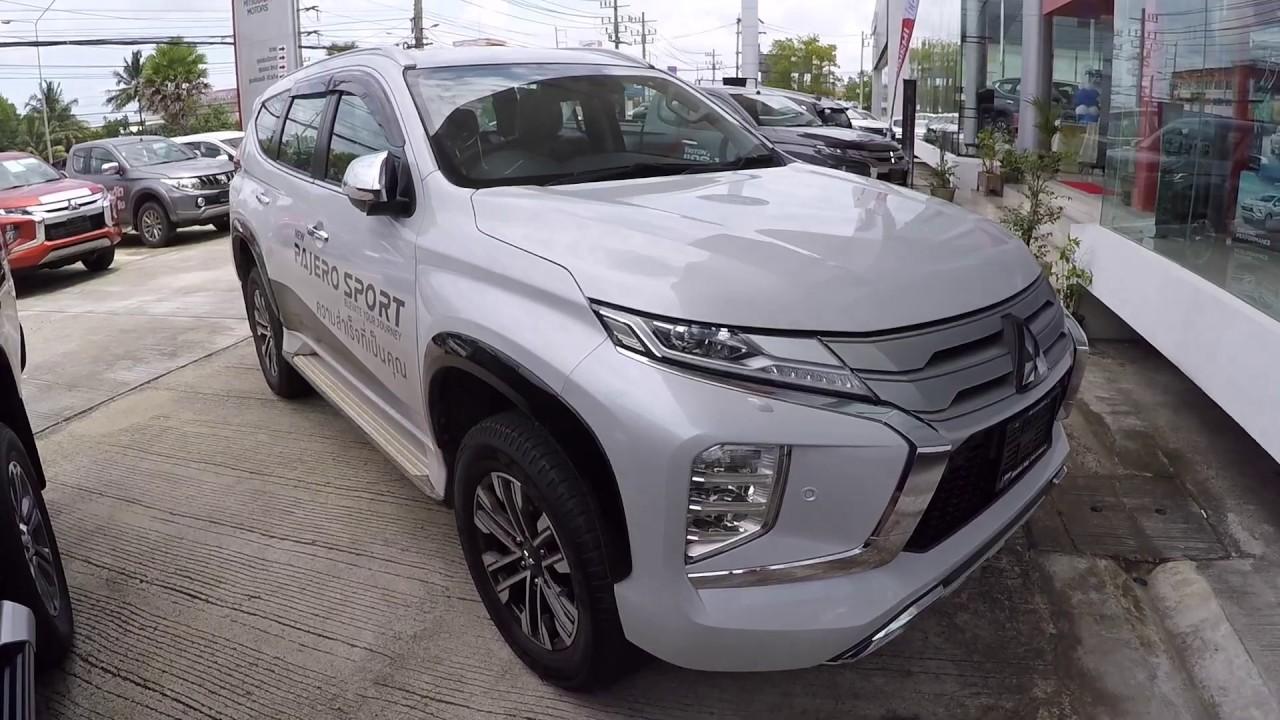New 2019 SUVs Mitsubishi Pajero Sport 2020