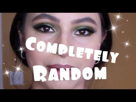Random Ordered Makeup Challenge thumbnail