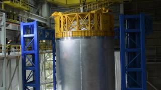 ناسا تبني خزان وقود ضخما لنقل البشر إلى المريخ