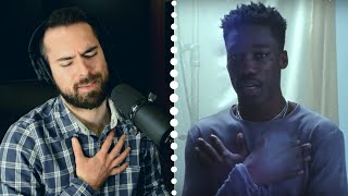 Vocal Coach/Musician Reacts - Giveon *Like I Want You*