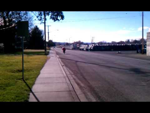 Another 50 Mph Bmx Bike Gas Powered Bicycle Fast Youtube