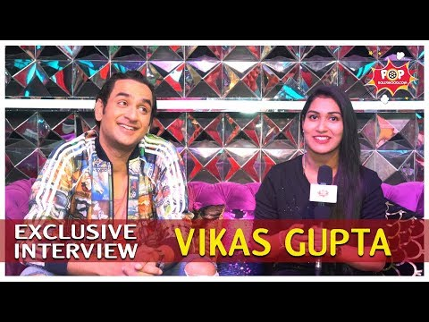Exclusive Interview With VIKAS GUPTA | BIGG BOSS 12 | MTV Ace Of Space