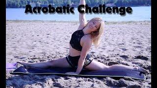 Acrobatic & Gymnastics Challenge!