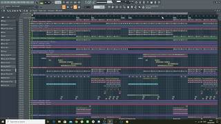PROFESSIONAL Progressive House FLP With Vocal (Manse, WildVibes, Arty Style) FREE SAMPLES & PRESETS!