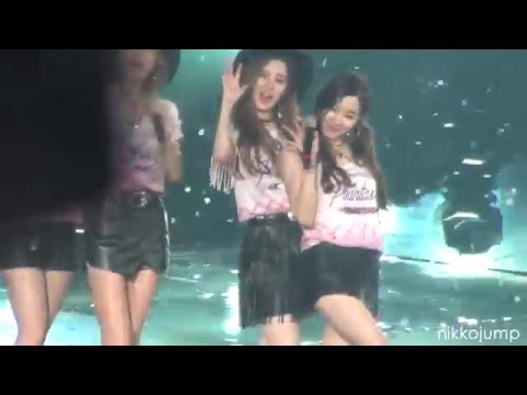 [Fancam] 160131 SNSD - PARTY by nikkojump
