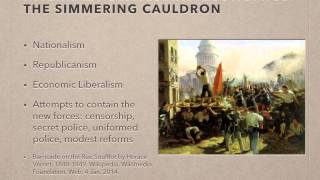 AP Modern European: Effects of the French Revolution