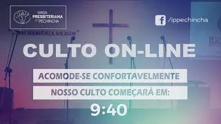Culto Vespertino - Rev. Fabio Castro - 20/06/2021