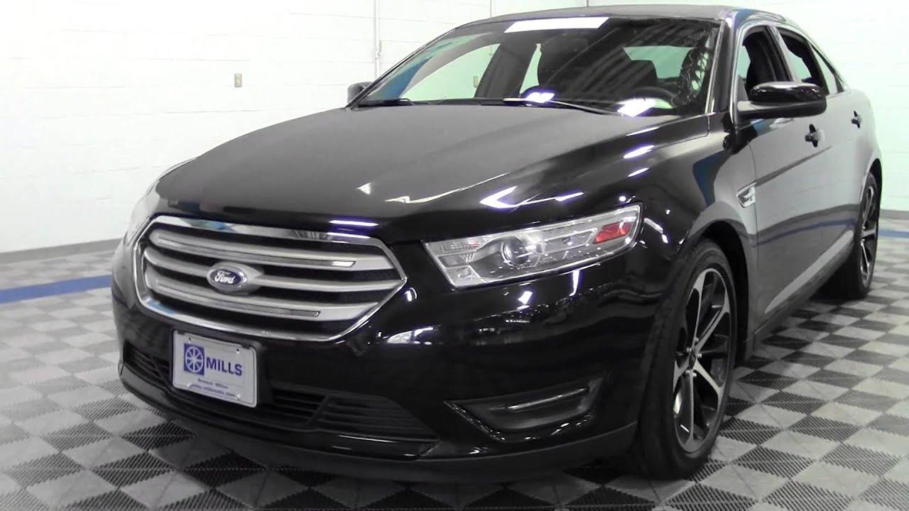 2015 Ford Taurus Sho >> 2014 Ford Taurus SEL **CERTIFIED** 1U150162 - YouTube