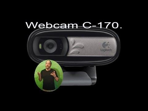 100e3fbea62 Webcam C170 para windows 8 y windows 10 - YouTube