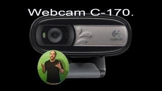 Webcam C170 para windows 8 y windows 10