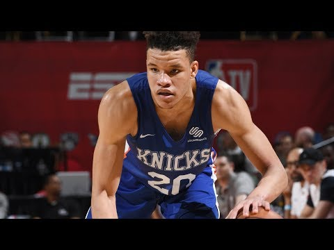 Best Of Kevin Knox | 2018 MGM Resorts Summer League