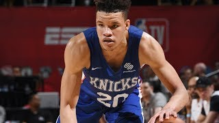 Best Of Kevin Knox   2018 MGM Resorts Summer League
