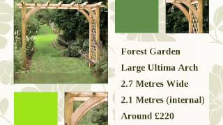 Garden Arch Video Newsletter Summer 2012