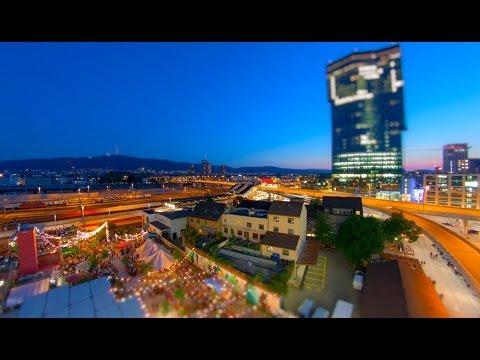 Zurich West by Night