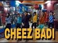Tu Cheez Badi   Udit Narayan & Neha Kakkar   Desire Dance & Fitness Academy