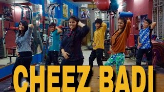 Cheez Badi | Udit Narayan & Neha Kakkar | Desire Dance & Fitness Academy