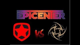 epicenter major playoff alliance vs rng bo3 game 2 start 1720