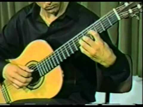 Henrique Pinto - Video Aula de Violao Classico (Classical Guitar)