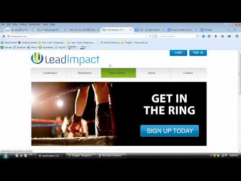 How To Get LAZER Targeted Leads For As Little As 1 Cent Each!