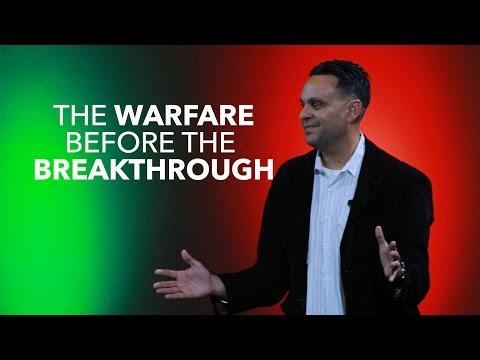 The Warfare Before the breakthrough | Pastor Robert Cuencas | 12-14-16