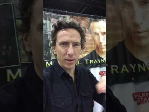 Michael Traynor shout-out
