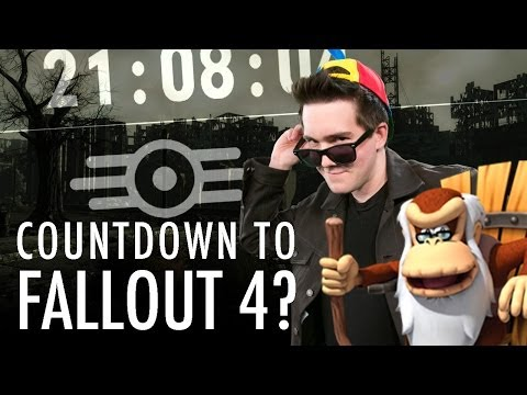 Fallout 4's Nuclear Winter, GTA V's Content Creator & CRANKY KONG?! - DTOID News
