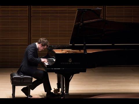 Benjamin Grosvenor plays Mendelssohn, Schumann, Medtner, Ravel, Schubert - live 2014