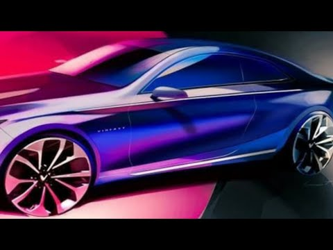 Lộ bản vẽ VinFast Lux A2.0 phiên bản 2 cửa: Xe thể thao Việt tham vọng đối đầu Mercedes_360 Xe