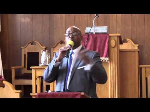 Pastor J. Kendall  Guy 3-12- 2016